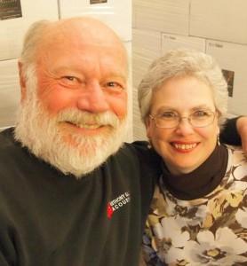 Angelo and Brenda Spandrio